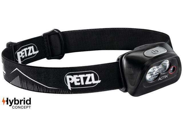 Petzl Actik Headlight black